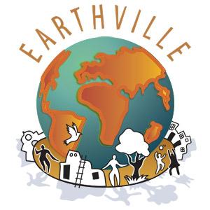 Earthville logo